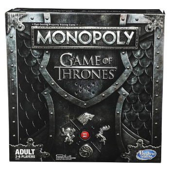 monopoly de games of thrones