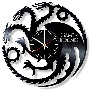 reloj de game of thrones