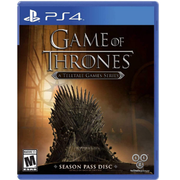 Juego de PS4 Games Of Thrones A Telltate