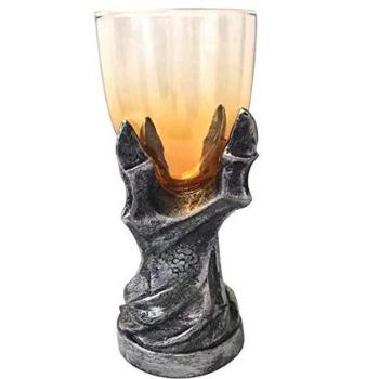 "Copa de Cristal ""Dragonclaw Goblet"" de GOT"