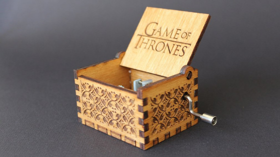 games of thrones box of sound