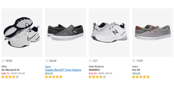 todo en zapatos compras online zappos