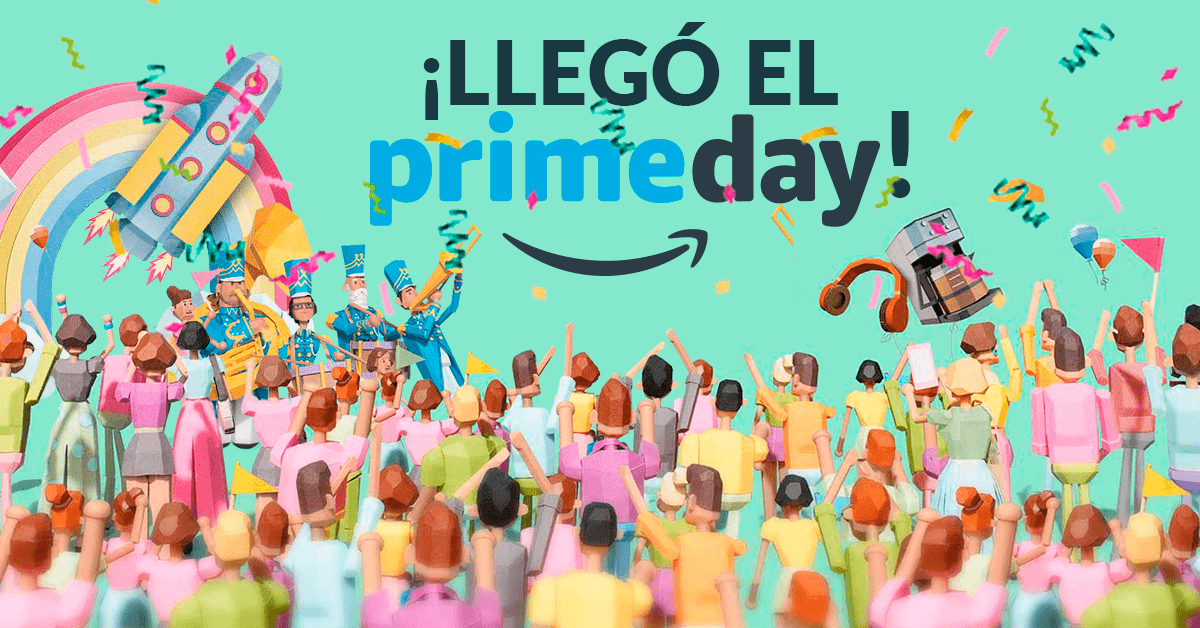 llego prime day