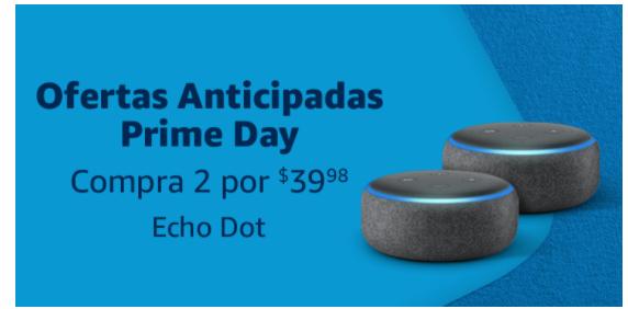 ofertas prime day 2020