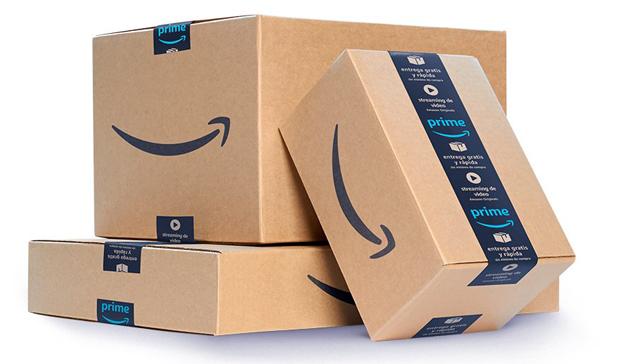 amazon prime paquetes