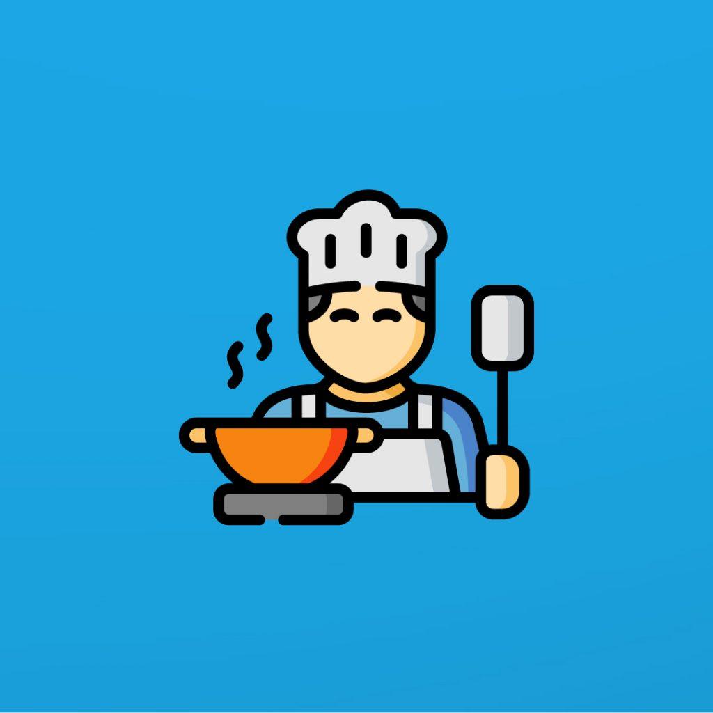 cocinar en cuarentena