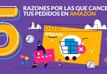 por que cancelan mi pedido en Amazon