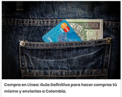 compra tu mismo y envia a colombia